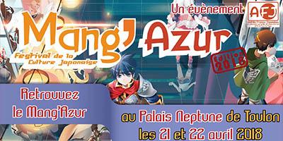 Mang'Azur 2018