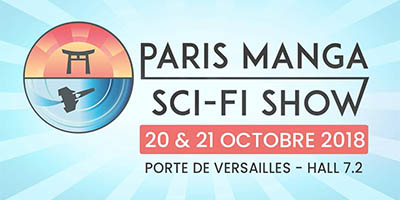 Paris Manga & SCI-FI Show 26