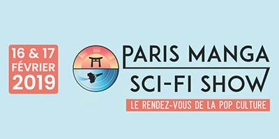 Paris Manga & SCI-FI Show 27