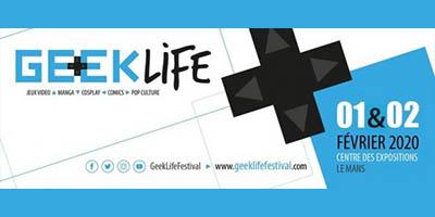 Partager Calendrier Outlook 2020.Geek Life Festival 2020 Dates Et Informations L Agenda Geek