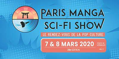 Paris Manga & SCI-FI Show 29