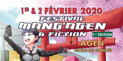 Mang'Agen & Fiction festival